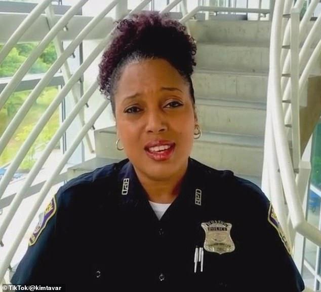 Officer Sings