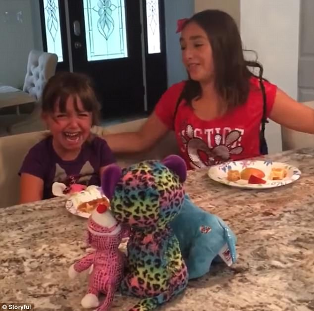 WATCH: Kids in Tears After Mom Tells Them They Are Going Vegan