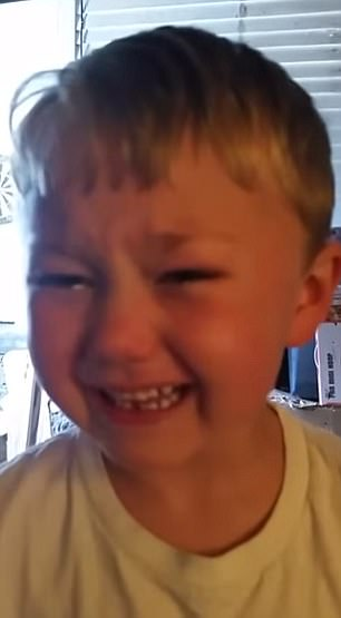 WATCH: Young Boy has Meltdown Over Losing a Tooth