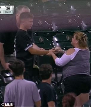 WATCH: Rude Woman Grabs Foul Ball From Fan Who Grabbed It First