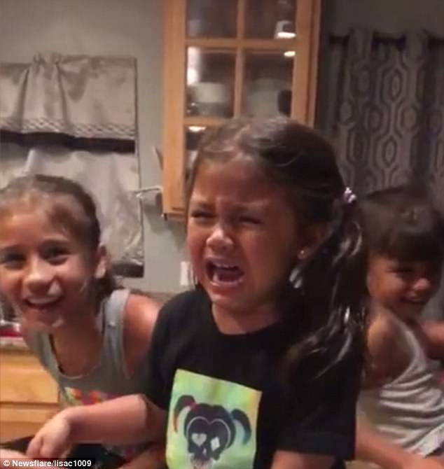 WATCH: Little Girl Upset Because She Will Soon Have a Baby Brother, Not a Sister