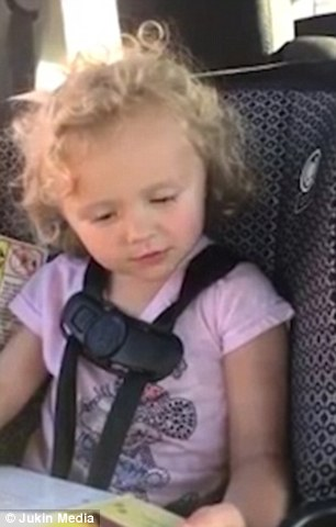 WATCH: Little Girls Gets Pronunciation Of Duck Hilariously Wrong When Reading 'Mother Goose'