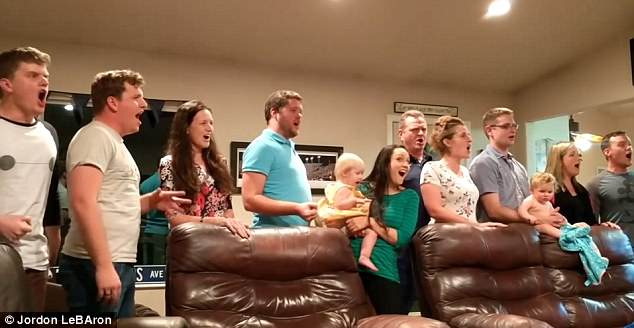 WATCH: Utah Family Belts Perfect Rendition Of Les Miserables