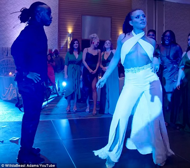 WATCH: Professional Dancers Perform Incredible First Dance At Their Wedding