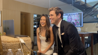 WATCH: Couple Gets Married in Front of Loved Ones on Zoom