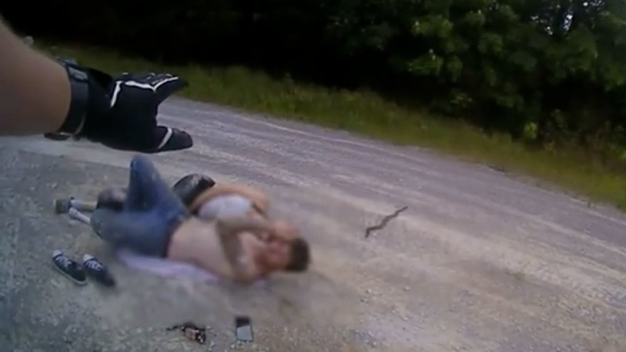 Deputy Saves Sleeping Couple from a Rattlesnake
