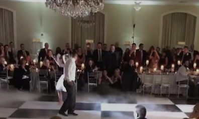 "Enjoy...  ""Dirty Dancing"" Wedding Video"