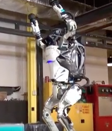 WATCH: Robot Does Gymnastic Moves