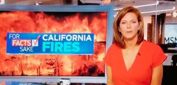 WATCH: News Anchor Says California is 'Farting' During Report On Wildfires