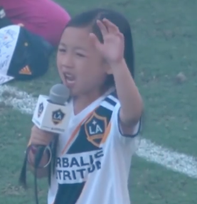 WATCH: 7-Year-Old Girl