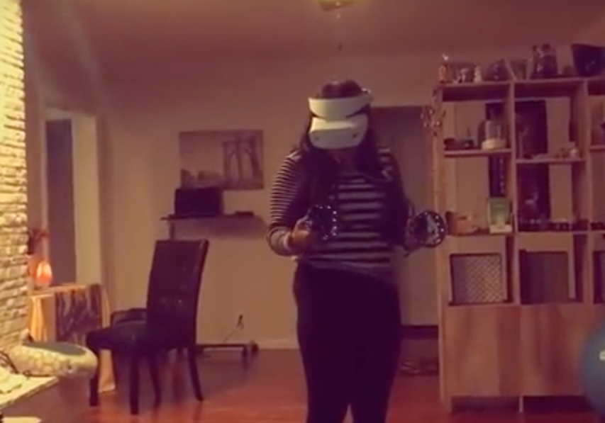 When VR Gets Too Real