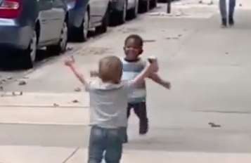 Awwww... Toddler
