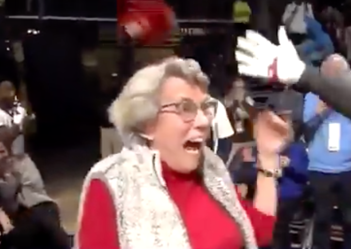 84-Year-Old Woman Sinks a 94-Foot Putt to Win a New Car