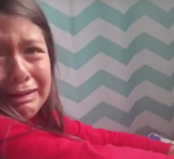 Mom Pulls Mean Coronavirus Prank on Daughter