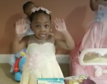 WATCH: 4-Year-Old Girl Preaching Goes Viral