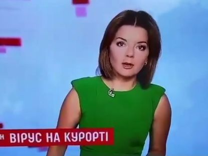 WATCH: News Anchor's Tooth Falls Out During Broadcast