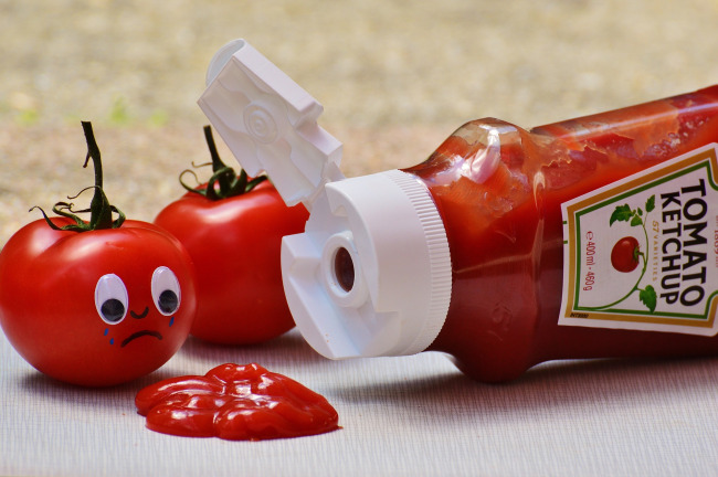 WATCH: What Happens to Ketchup Left Sitting Out for 21 Days